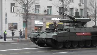 """Боевая машина поддержки танков БМПТ """"Терминатор"""". Combat vehicle tank support """"Terminator."""""""