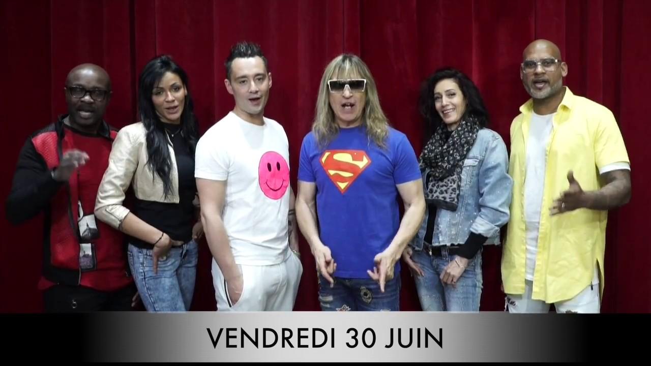 Collectif Métissé en concert le 30 juin 2017 à Lormont