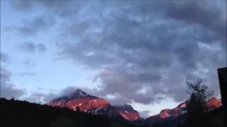Spitzhorn Gsteig - Gstaad Timelapse
