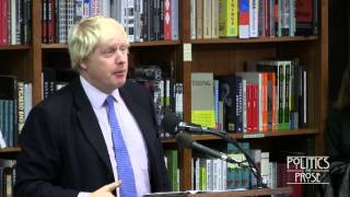"Boris Johnson, ""The Churchill Factor"""