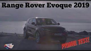 Test Range Rover Evoque D240 AWD AT. 2019