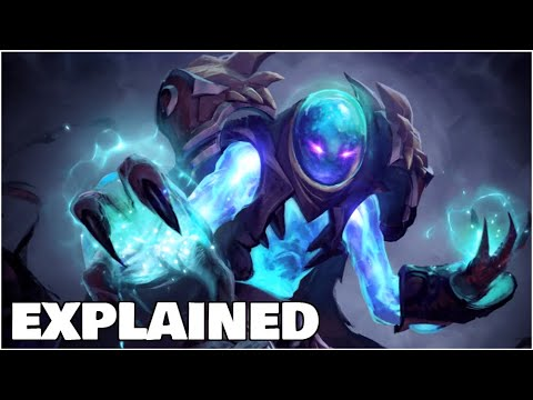 Dota 2 Hero Lore - Arc Warden & The Ancients Explained