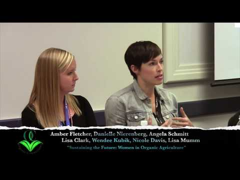 Sustaining the Future: Women in Organic Agriculture