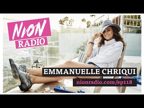 118 Emmanuelle Chriqui - How to Balance the Highs and Lows of a Career in the Arts