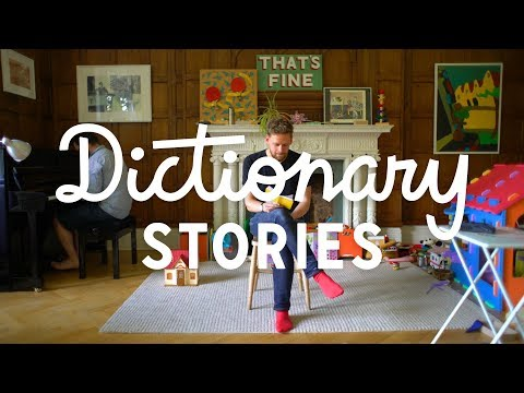 Dictionary Stories: Fifty More Ways to Leave Your Lover