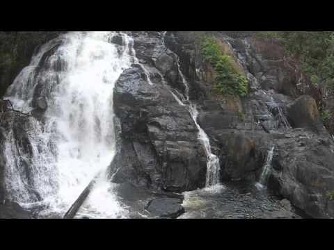 Kanuku Mountain adventure - Jordon Falls - Guyana