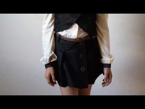 Школьная юбка-шорты Suzie Жизель и жакет школьный для девочки Сьюзи Анжелик