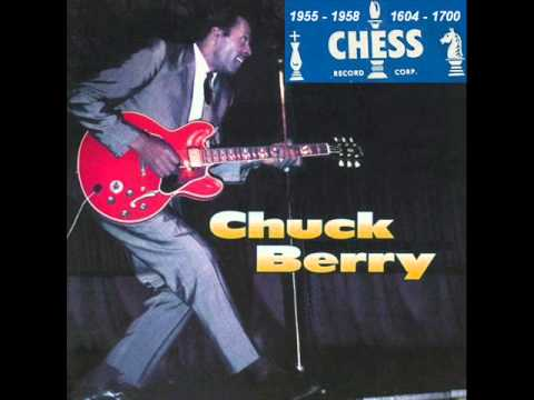 Chuck Berry - Chess 45 RPM Records - 1955 - 1958