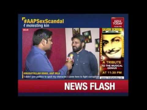 Fresh Evidence Against AAP MLA Amanathullah Khan