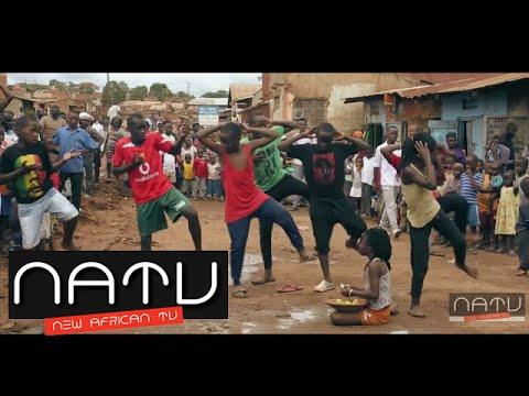 Ghetto Kids dance to follow follow