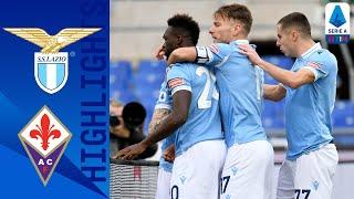 Lazio 2-1 Fiorentina | Prima vittoria dell'anno per le Aquile | Serie A TIM