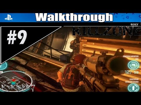 Killzone Mercenary - Walkthrough Part 9 -