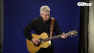 Me And My Guitar interview: Tommy Emmanuel / Maton TE Personal