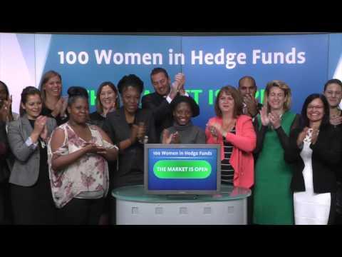 100 Women in Hedge Funds opens Toronto Stock Exchange, September 30, 2015