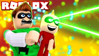 THE INCREDIBLES in ROBLOX!!