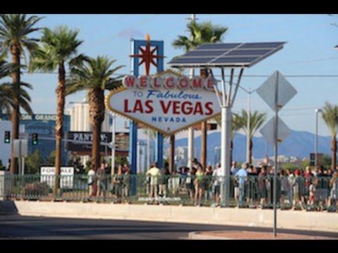 My trip to las vegas / Mon voyage à Las Vegas