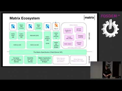 Matrix In The French State What Happens When A Government Adopts Open Source & Open Standards For A…