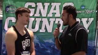 GNAC Indoor Track & Field Championships - James Phillips