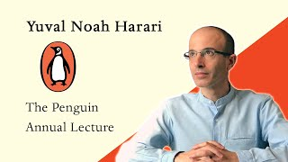 Yuval Noah Harari Gives the Penguin Annual Lecture in India