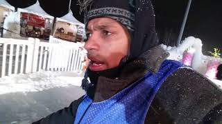 Working In The Snow, The STRUGGLE IS REAL OUT HERE!!!!