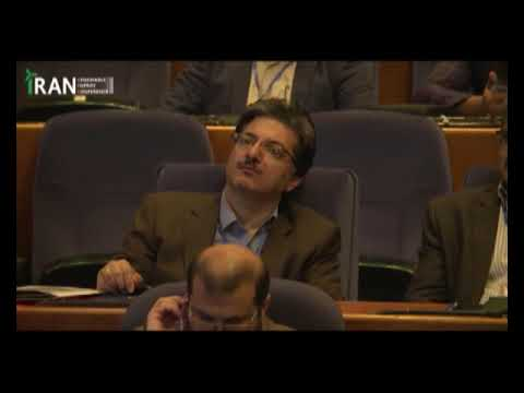 """ Impressive Speech by Dr Nishakant on Solar - Tehran """