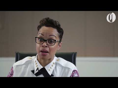 Danielle Outlaw is Portland's Police Chief