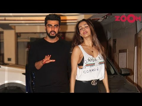 Arjun Kapoor turns PROTECTIVE for rumoured girlfriend Malaika Arora | Bolly Quickie Mp3