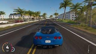 The Crew 2 - 2009 Chevrolet Corvette ZR1 Gameplay [4K]