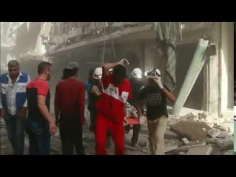 بي_بي_سي_ترندينغ: لماذا أجلت #إسرائيل أعضاء الخوذ البيضاء من القنيطرة السورية؟  - نشر قبل 58 دقيقة