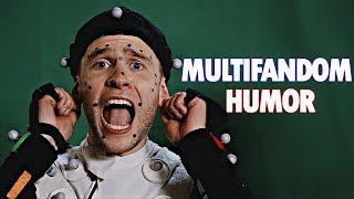 "multifandom humor #2   ""I"