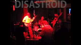 DISASTROID: Manic Mechanic (Written by ZZ Top) - 12/4/08 -  The Parkside San Francisco