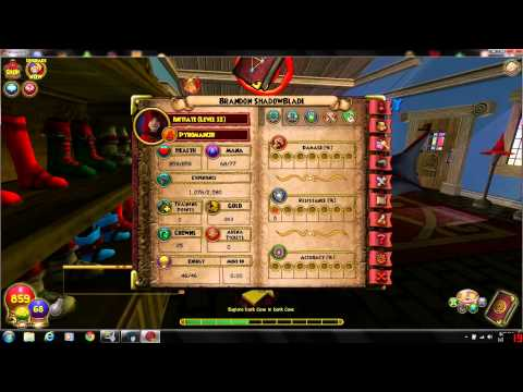 wizard101 gold hack