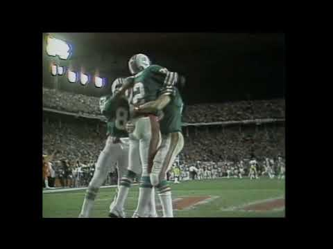 1981 - Hook and Ladder Trick Play by Dolphins Against Chargers