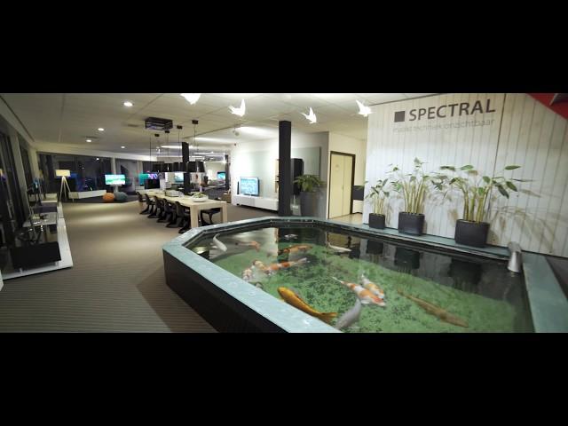 Showroom Meubels Design.Spectral Smart Furniture Tv Meubels Nederland Youtube
