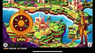 Da Vinci Treasure,6 bonuses in 14 min ,must watch
