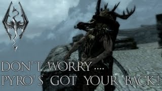 Skyrim Lets Play an Assassin Part #1