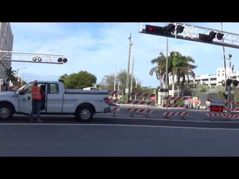 AAF/Brightline West Palm Beach Station UPDATE. 1/16/17 - 9:20am