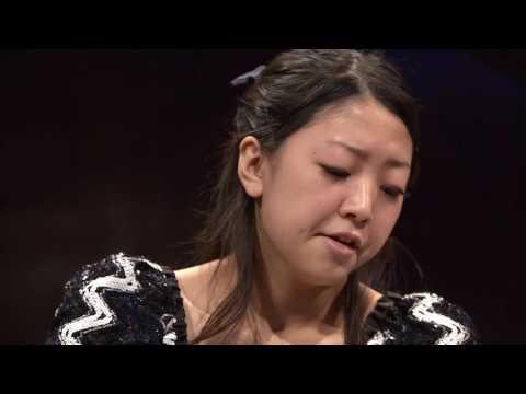 Airi Katada – Etude in G sharp minor, Op. 25 No. 6 (first stage, 2010)