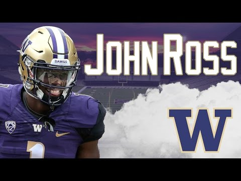 John Ross || Unlock The Swag || 2016 Washington Highlightsᴴᴰ