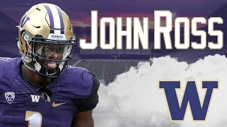 John Ross || Unlock The Swag || 2016 Washington Highlightsᴴᴰ