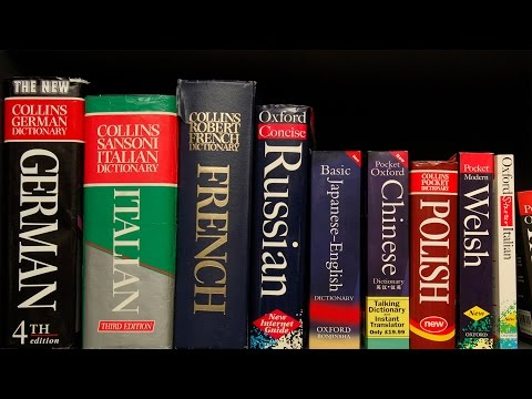 How To: Best Dictionaries For English Language Learners