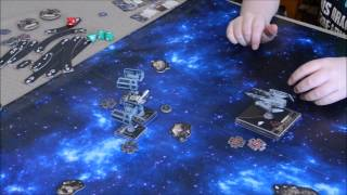 DGA Plays: Star Wars: X-Wing - Game #36 (Ep. 80 - Gameplay / Let