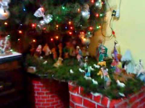 Arbol de navidad y nacimiento youtube - Como poner el arbol de navidad ...
