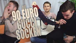 Die 90 Euro Gucci Socken