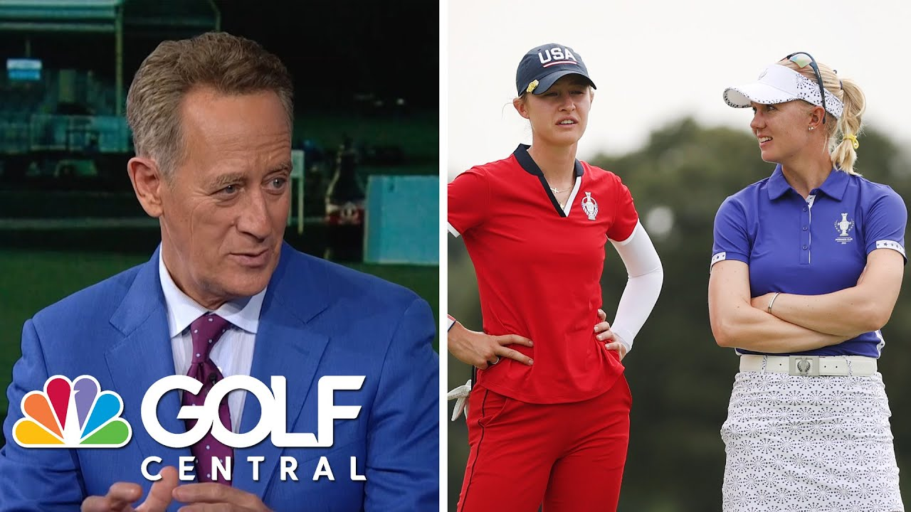 Solheim Cup 2021: Why Nelly Korda couldn't do anything other than ...