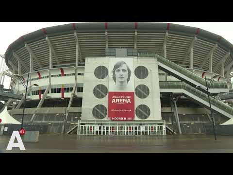 Johan Cruijff Arena vernieuwd