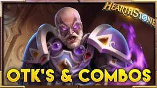 THE BEST OTK's and Combos ep.7 | Hearthstone