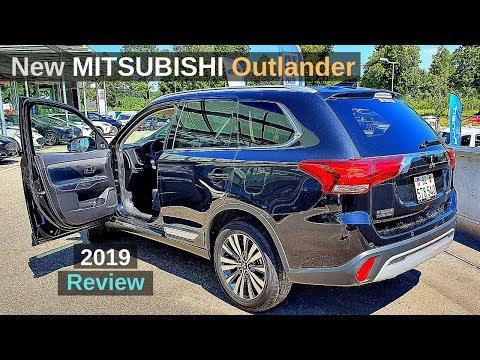 New Mitsubishi Outlander 2019 Review Interior Exterior