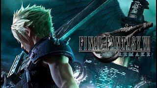 Final Fantasy VII Remake Demo (Blind Playthrough) (No Commentary)