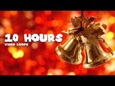 10 HOURS LOOP: Christmas Sleigh Bells Sound